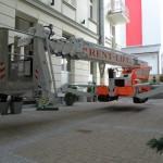 RENT-LIFT - wynajem podnośników w Łodzi